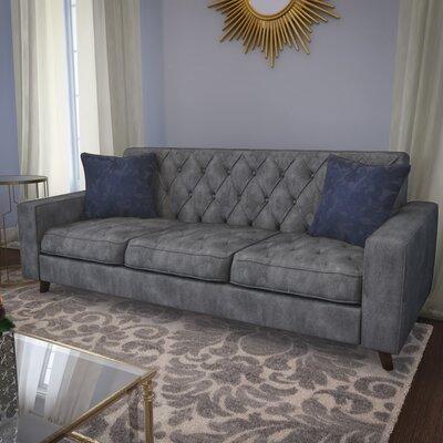 Wallasey Sofa Upholstery: Gray