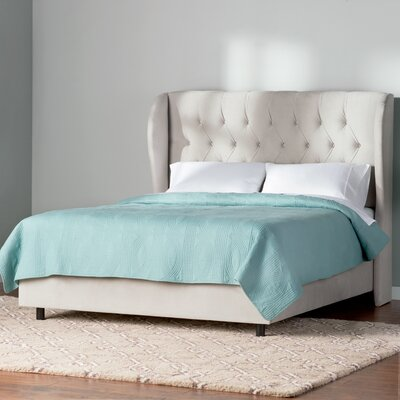 Altjira Upholstered Panel Bed Size: King