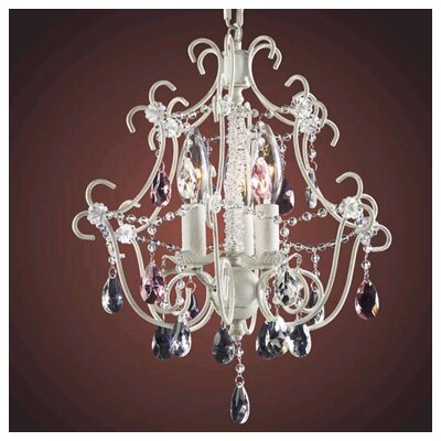 Atkins 3-Light Mini Chandelier