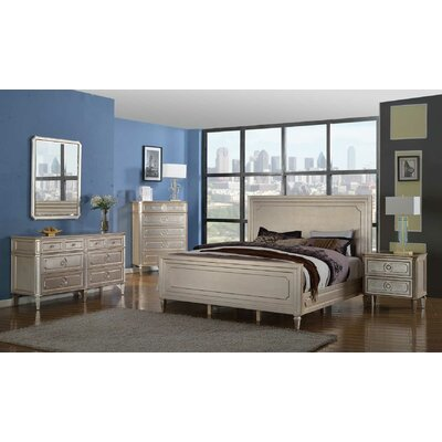 Brette Platform Configurable Bedroom Set