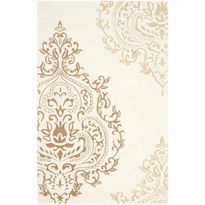 Janson Beige/Brown Area Rug