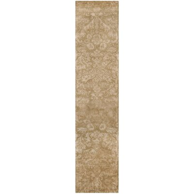 Martha Stewart Honey Area Rug Rug Size: Runner 23 x 10
