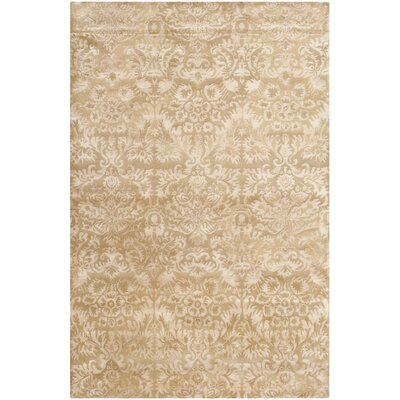Martha Stewart Honey Area Rug Rug Size: 39 x 59