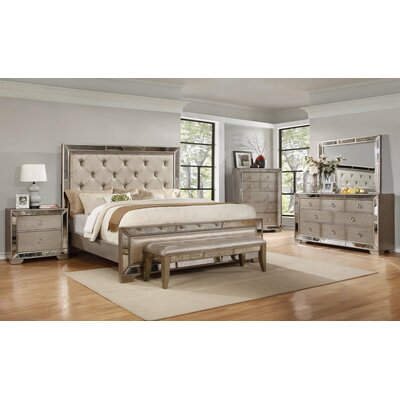 Dowson Panel Customizable Bedroom Set