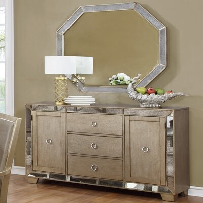 Chesmore Sideboard and Mirror