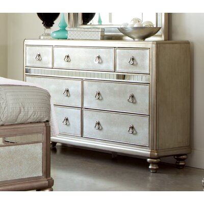 Dorcey 7 Drawer Dresser