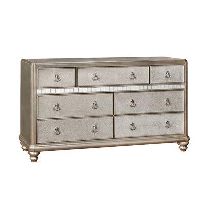 Annunziata 7 Drawer Dresser