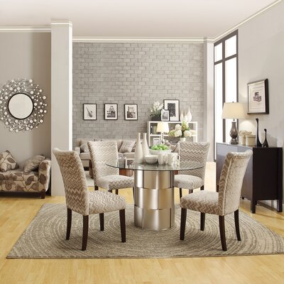 Cliburn 5 Piece Dining Set