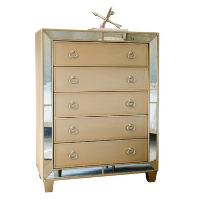Alasdair 5 Drawer Standard Chest