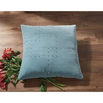 Alvey Cotton Throw Pillow