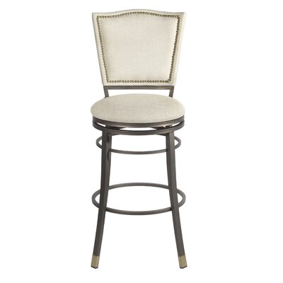 Brys Swivel Bar Stool