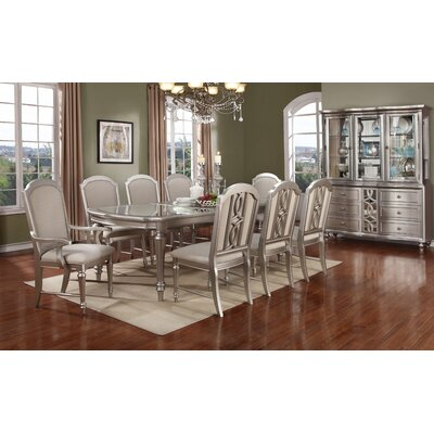 Redick 9 Piece Dining Set