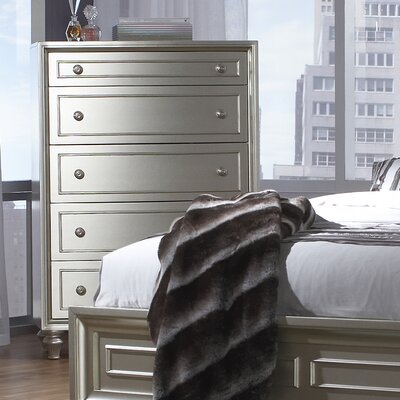 Holborn 5 Drawer Lingerie Chest
