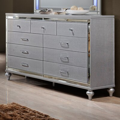 Regents 9 Drawer Dresser