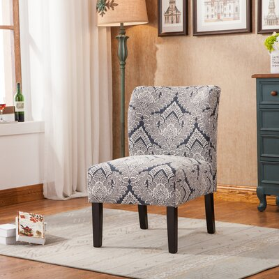 Barry Fabric Slipper Chair