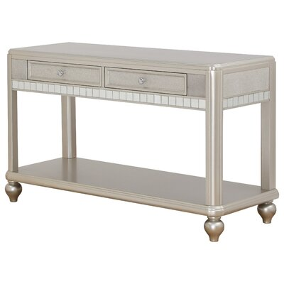 Malabar 2 Drawer Console Table
