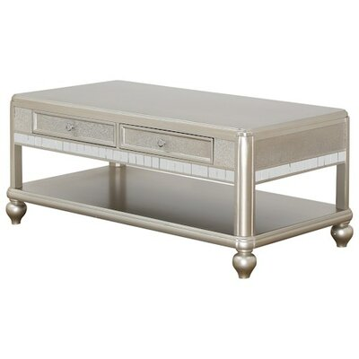 Barmore 2 Drawer Coffee Table