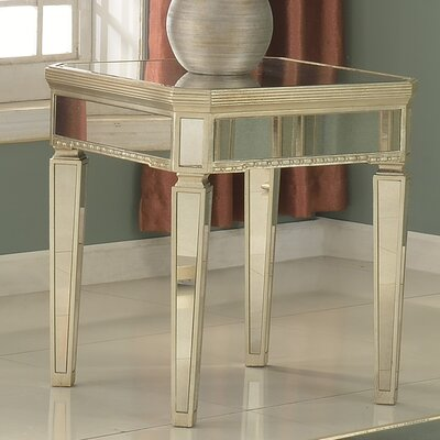 Felicia�Contemporary Square End Table