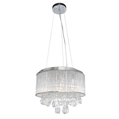 Edmee 15-Light Drum Pendant