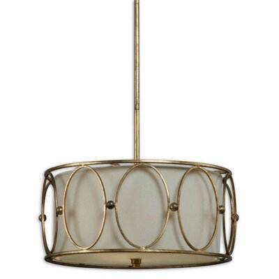 Brookville 3-Light Pendant