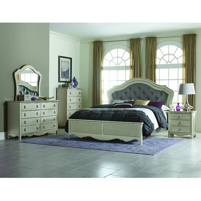 Renato Panel Customizable Bedroom Set