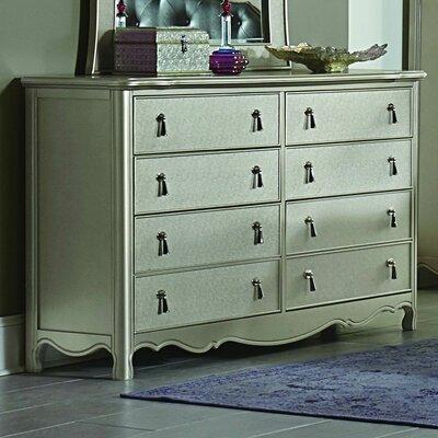 Renato 8 Drawer Standard Dresser