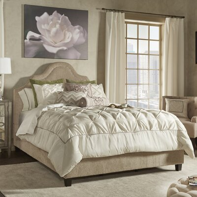 Benjamin 7 Piece Comforter Set Color: Ivory, Size: Queen