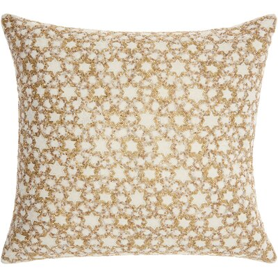 Celestiel 100% Cotton Throw Pillow