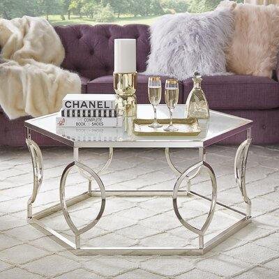 Olander Round Coffee Table