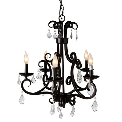 Chiswick 5-Light Candle-Style Chandelier