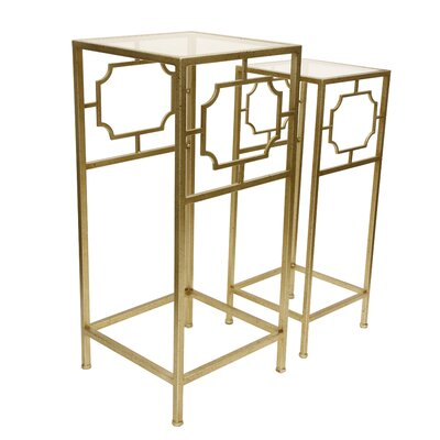 Corby 2 Piece Accent Table Set