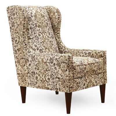 Rockport Wingback Arm Chair