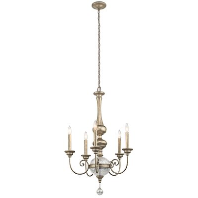 Blakely 5-Light Candle-Style Chandelier