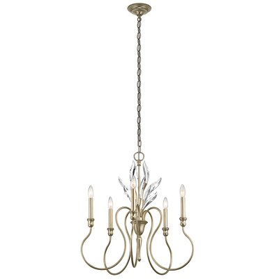 Madison Lane 5-Light Candle-Style Chandelier