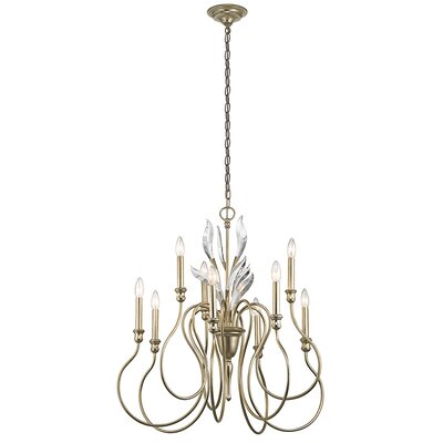 Madison Lane 9-Light Candle-Style Chandelier