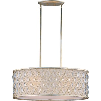Destine Traditional 4-Light Pendant