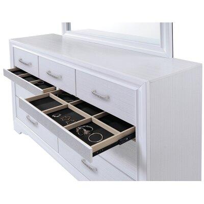 Beufort 7 Drawer Dresser