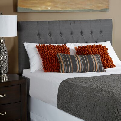 House of Hampton Kara Upholstered Panel Headboard