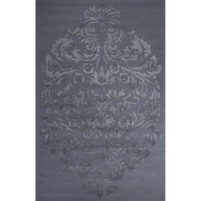 Blythe Hand-Tufted Blue Area Rug Rug Size: 8 x 11