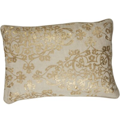 Hutcherson Scroll Throw Pillow