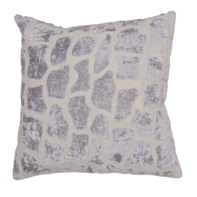Rockwell Animal Print Linen Throw Pillow