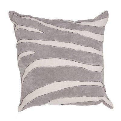Laila Animal Print Cotton Throw Pillow