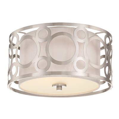 Newbury 2-Light Flush Mount