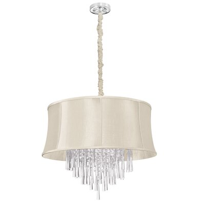 Bergen 8-Light Drum Pendant