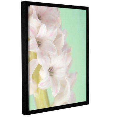 Spring Bloom Framed Photographic Print Size: 10