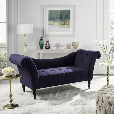 Peterborough Settee Upholstery: Lilac Purple