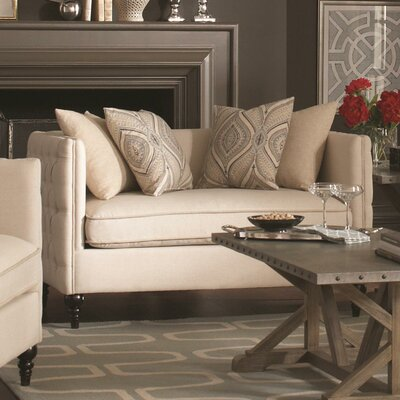 Dolson Chesterfield Loveseat