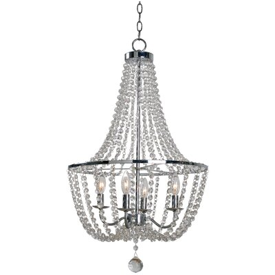 Andreana 4-Light Empire Chandelier