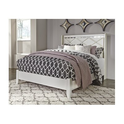 Redick Panel Customizable Bedroom Set