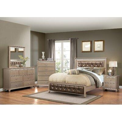 Almerton Panel Customizable Bedroom Set